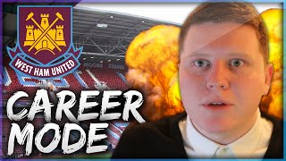 FIFA 15 | BRAND NEW WEST HAM CAREER MODE SERIES!