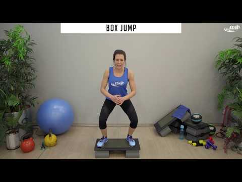 GROUP FITNESS INSTRUCTOR - Step Aerobic - 5 Minuten Tutorial thumbnail