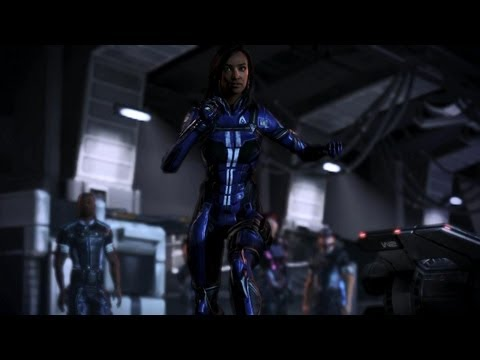 mass effect 3 hook up with traynor Mass effect 3 became the game in the sci-fi series where bioware finally opened up the relationship possibilities for players wanting to romance a character of the same gender, with characters esteban cortez and samantha traynor only available for wooing if you played as a male or female commander.