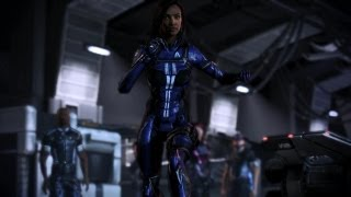 Mass Effect 3 - Everyone Shoots Brooks(Citadel DLC)