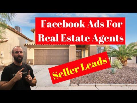 facebook-ads-for-real-estate-agents- -seller-leads
