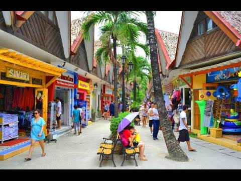 D'MALL BORACAY THE ULTIMATE SHOPPING EXPERIENCE IN BORACAY PHILIPPINES