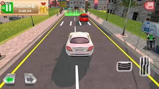 My Holiday Car - Sports Car City Parking Games - Android Gameplay FHD