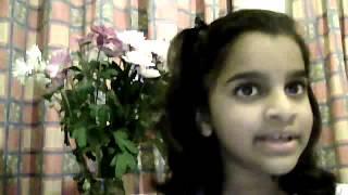 Shreya singing Sadma song