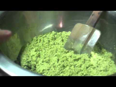 Mixing Cassia Obovata