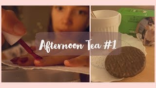 ASMR | Afternoon Tea #1 - Un petit moment ensemble