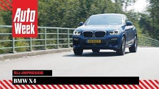 BMW X4 - AutoWeek Review - English subtitles