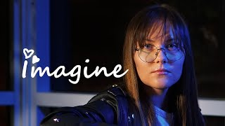 Imagine - John Lennon Cover by Kate-Margret