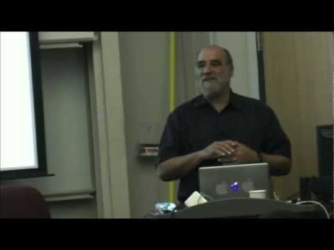 RI Seminar: Andy Ruina : Gliders, bicycles and walking robots