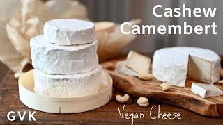 Vegan Cheese (Cashew Camembert)