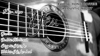 """Xin lỗi anh - Hà Aco band [Đêm nhạc """"Yêu"""" - Xương Rồng Coffee & Acoustic]"""
