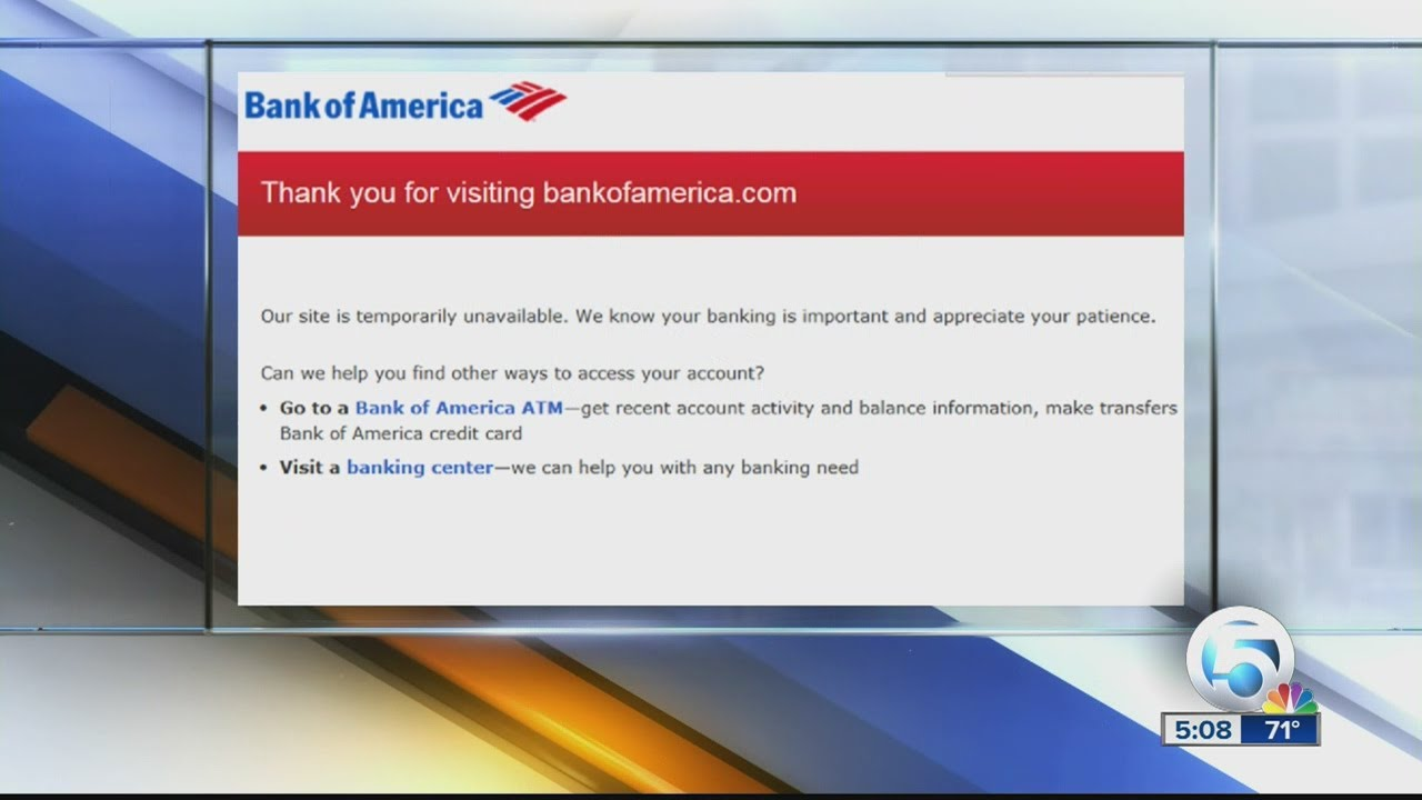 Fifth Third Bank experiences major outage