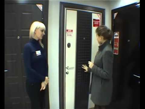 Покупатели выбирают стальные двери Торэкс.