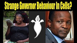 Sharon Otieno Ghost Sited In Okoth Obado Cell?