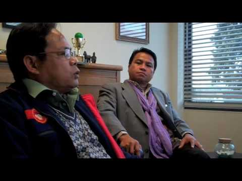 United Church of Christ, Philippines and the United Church of Canada Part 1/3
