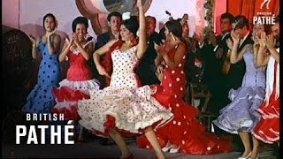 spanish dance 1965