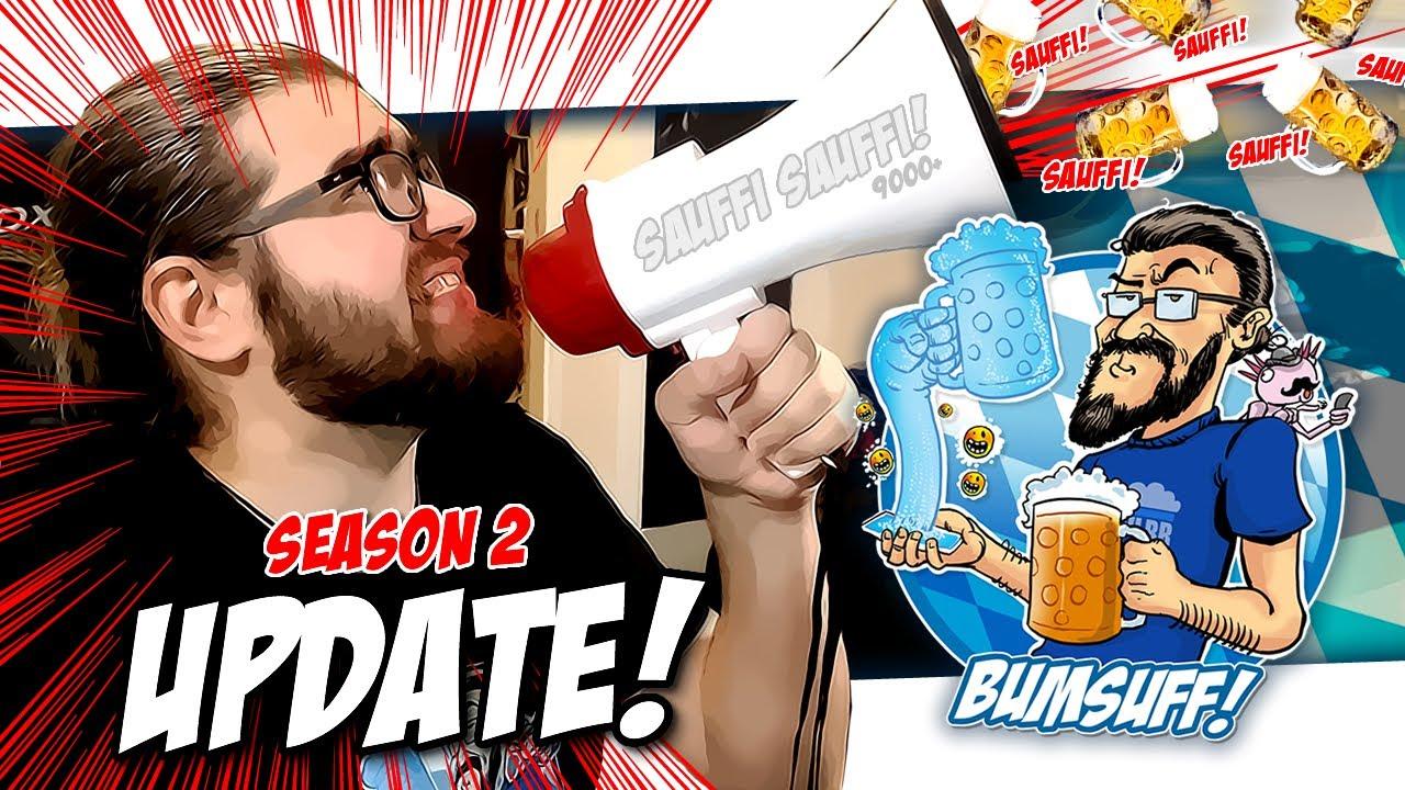 🍺 BUMSUFF! Season 2 Saufspiel Update!