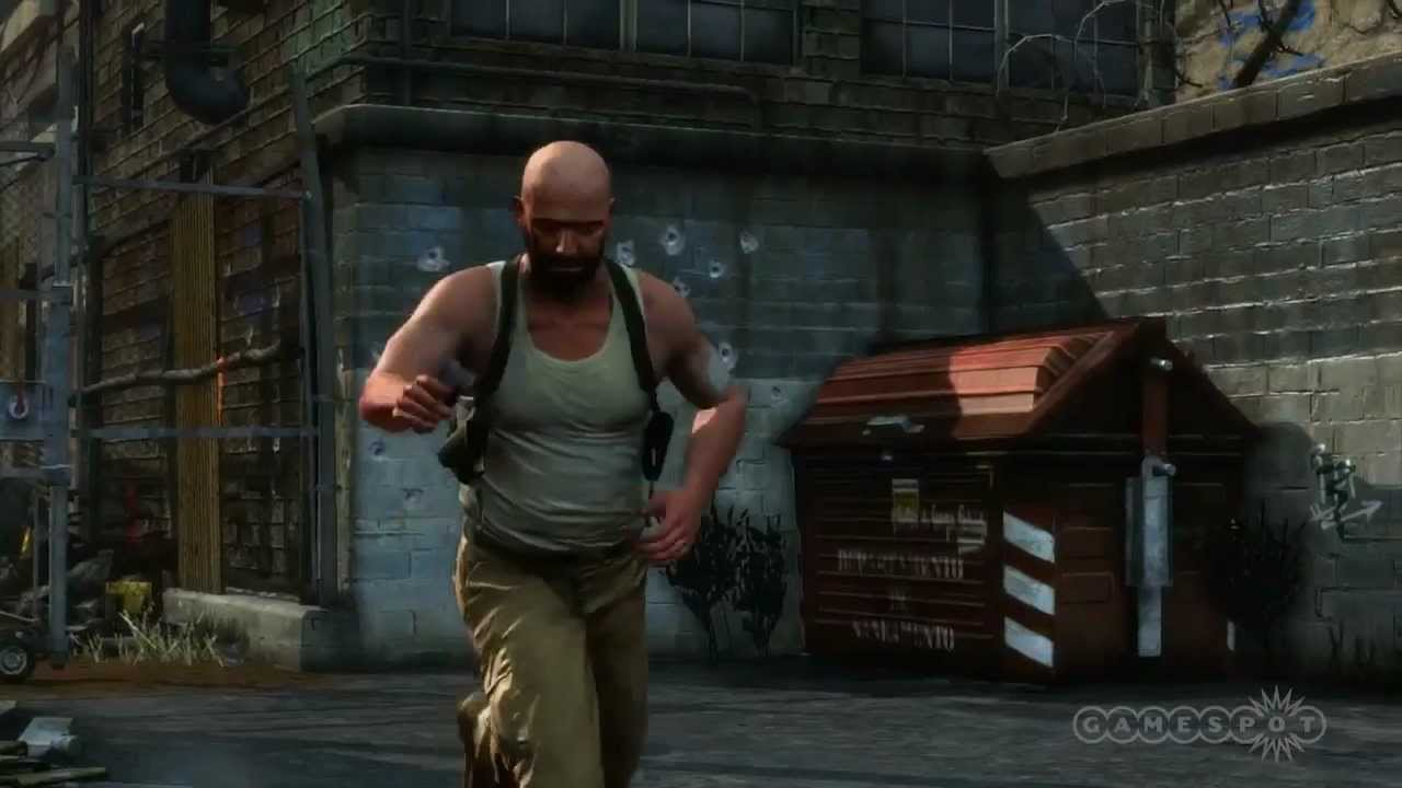 how to play max payne 3