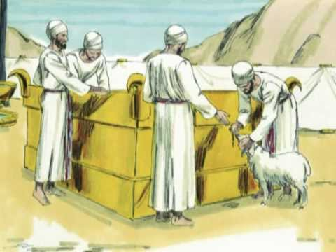 Bible Stories Instructions For The Tabernacle Youtube