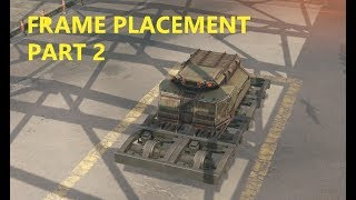 Crossout 101! Frame placements on: Medium frames