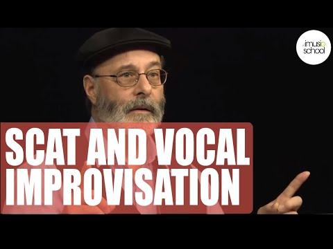 Bob Stoloff - Scat and vocal improvisation