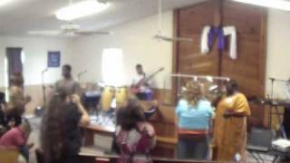 Women of Integrity Conference 2010 Gospel Recording Artist Patricia Jacobs Part 4