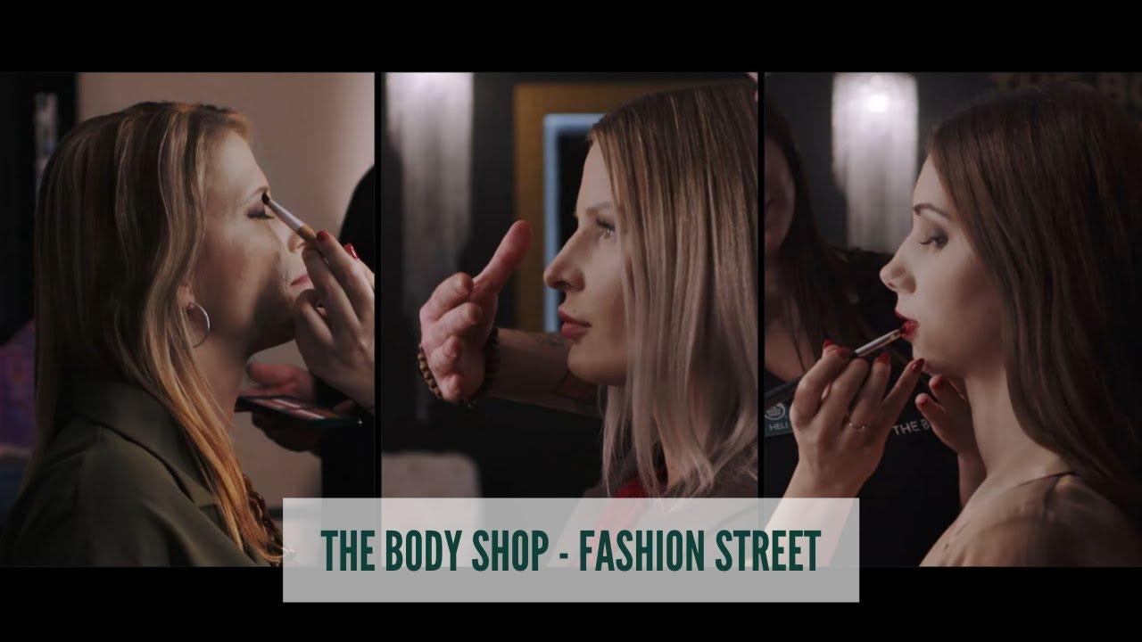 Smink- és arcápolási tanácsadás I The Body Shop VIP terem