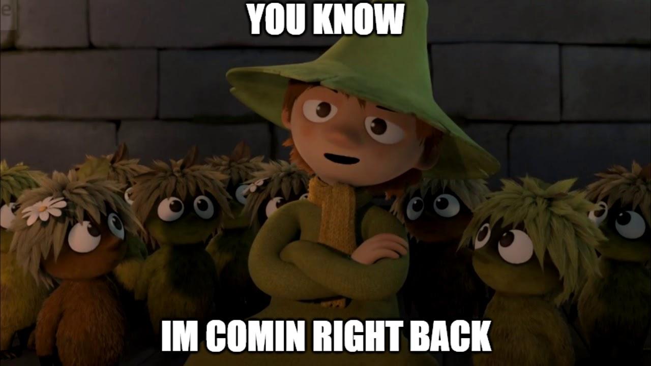 moominvalley snufkin is so valid