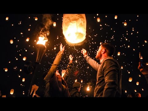 Lantern Festival In 4k | The Lights Fest