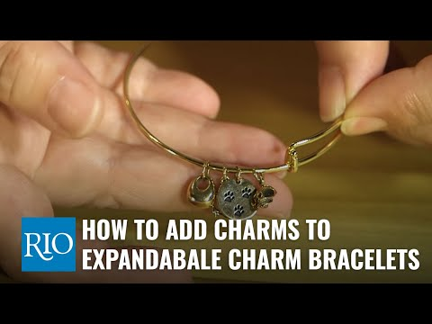 How-to Add Charms To Expandable Charm Bracelets