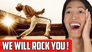 Queen - Live Aid Reaction | Crazy Little Thing Called Love! We Will Rock You! We Are The Champions!