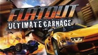 Como Descargar E Instalar FlatOut Ultimate Carnage Full PC [Español] [MEGA]