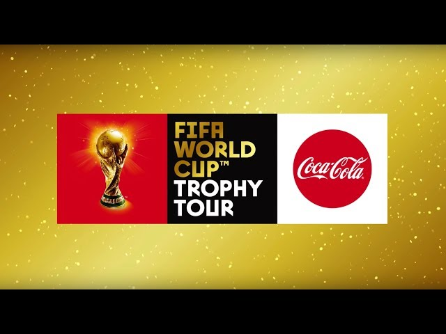 Fifa World Cup Trophy Tour By Coca Cola Kicks Off In Moscow The