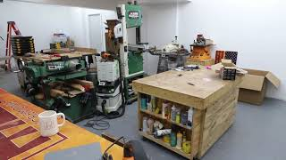 Shop Layout  Moving My Woodworking Shop [Part 3]