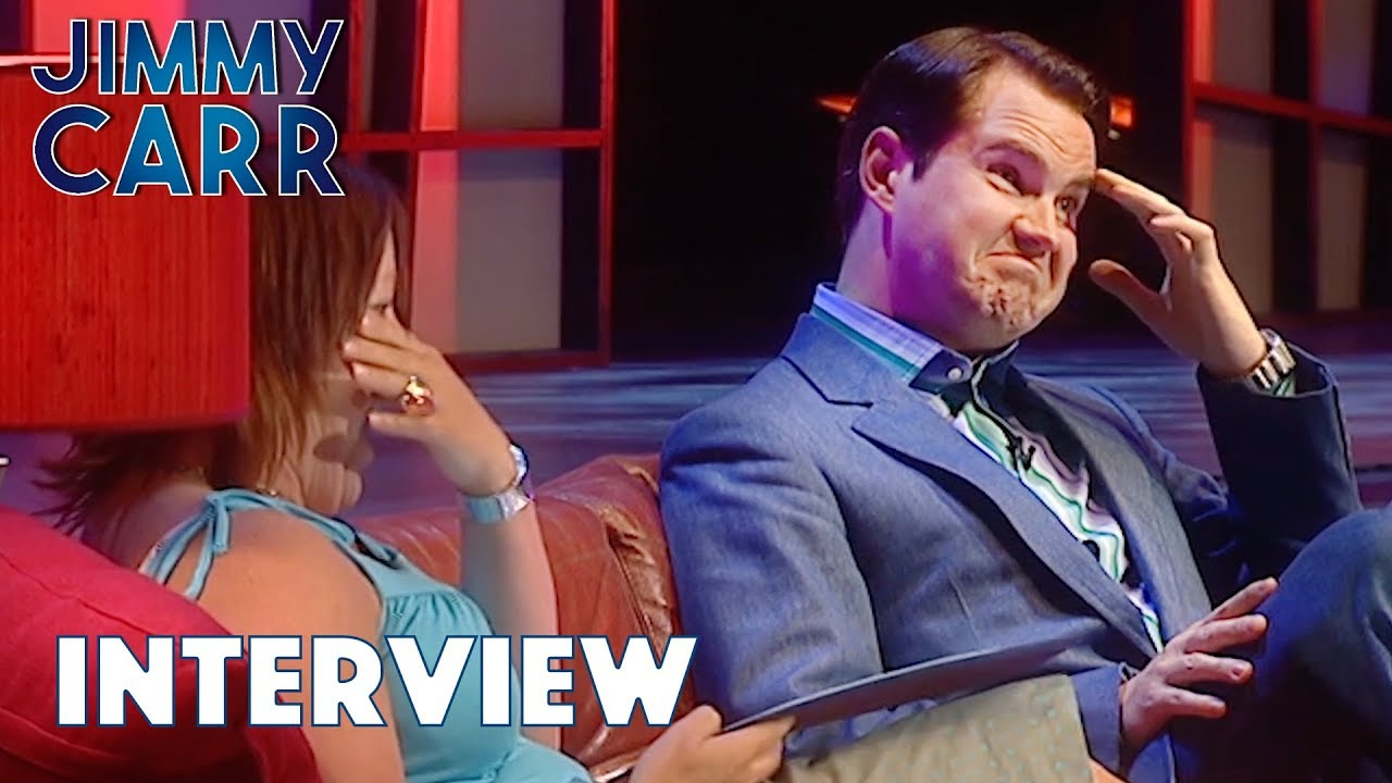Jimmy Gets Interviewed By An Audience Member Jimmy Carr Live