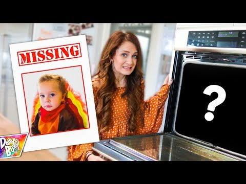 FINN IS MISSING!! 🦃 Epic Hide and Seek - Daily Bumps 2018 Thanksgiving Special!