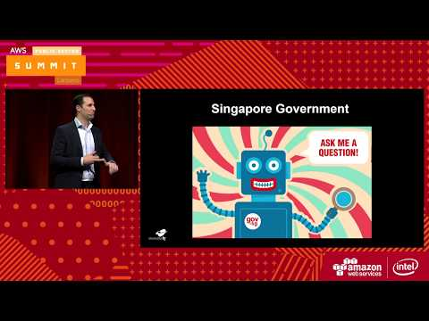 Innovate with Virtual Reality, Natural Language Recognition & AI - Part 2:  Tristan Sternson