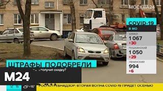 Фото Минюст предложил скидку на оплату штрафа всем административным нарушителям - Москва 24