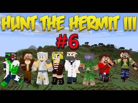 Hunt the Hermit 3 UHC Ep.6- We ARE the Superteam