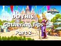 Gathering Tips 2 - Commanders - Rise of Civilizations