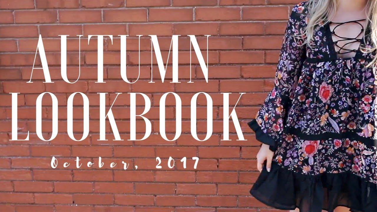 [VIDEO] - Fall/Autumn Lookbook 2017 || Outfit Ideas 9