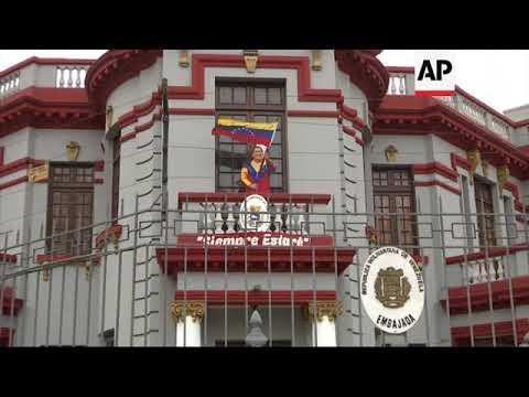 Peru expels Venezuela ambassador to protest assembly