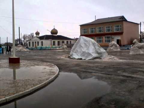 Пришла зима...и расплакалась! Казахстан Погода Kazakhstan Weather