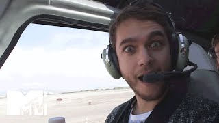 Watch Zedd Fly 50 Fans To The Grand Canyon | MTV News
