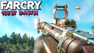 Obrona przed bandytami | Far Cry: New Dawn (#7)