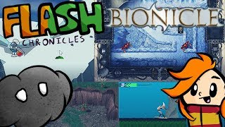 Bionicle Games: Flash Chronicles
