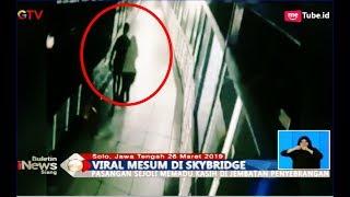 Video Mesum Dua Sejoli di Skybrigde Teminal Tirtonadi, Solo -  BIS 27/03