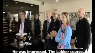 Grand Opening Lübker Golf Resort, Nimtofte, Denmark. Part 1