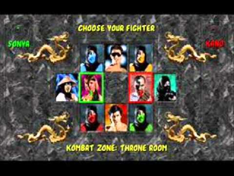 how to make a mugen mortal kombat game
