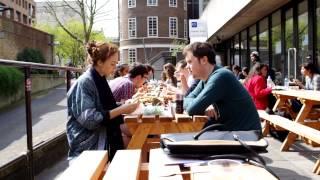 Учеба в Англии. Бесплатная еда.(, 2015-04-17T09:11:29.000Z)